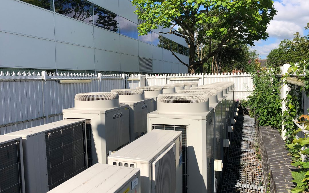 SUGOi Solutions have been awarded the relocation and revamp of the existing air conditioning systems for Nationwide Building Society