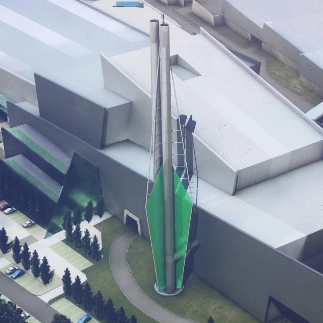 Avonmouth Energy Recovery Facility